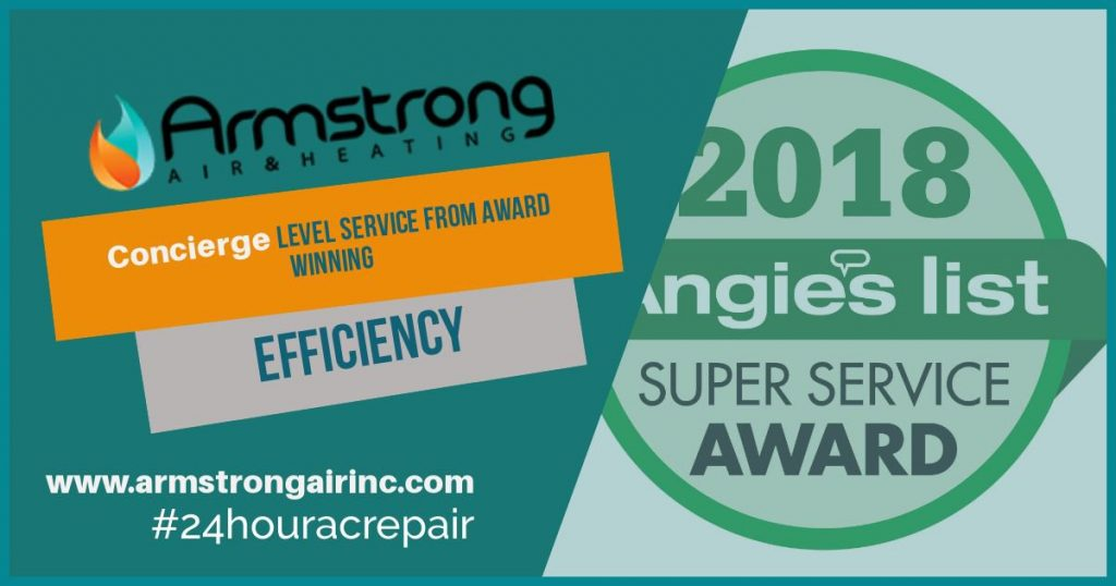 Armstrong's Super Power Is Super Service