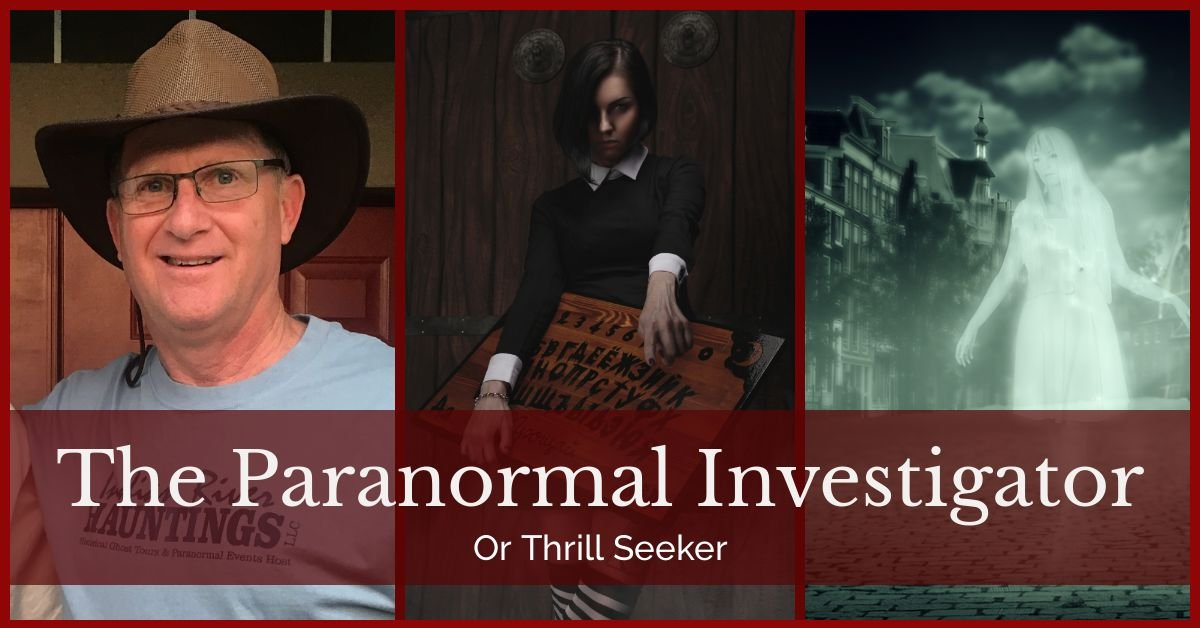 The Paranormal Investigator