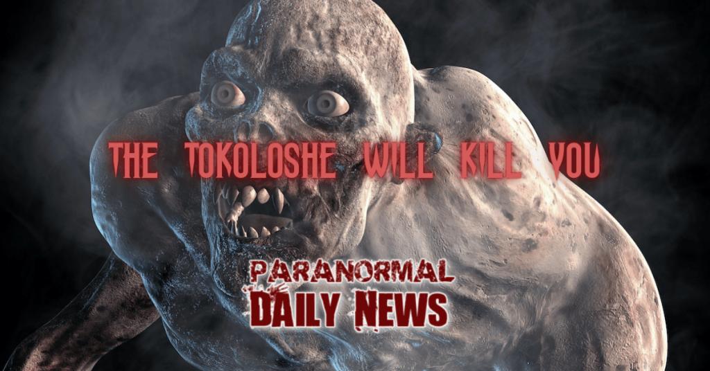 Tokoloshe - The Spirit That Will Kill You