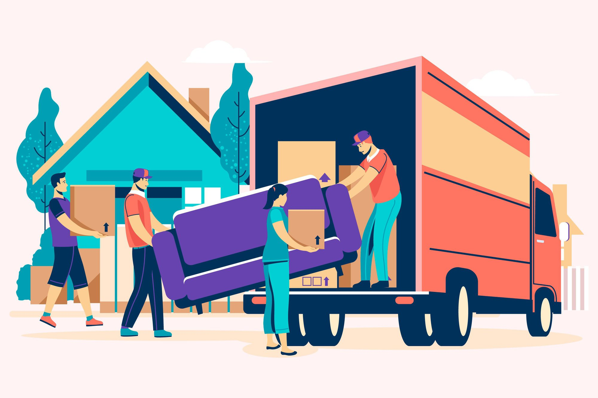 Finding Long Distance Movers Easily
