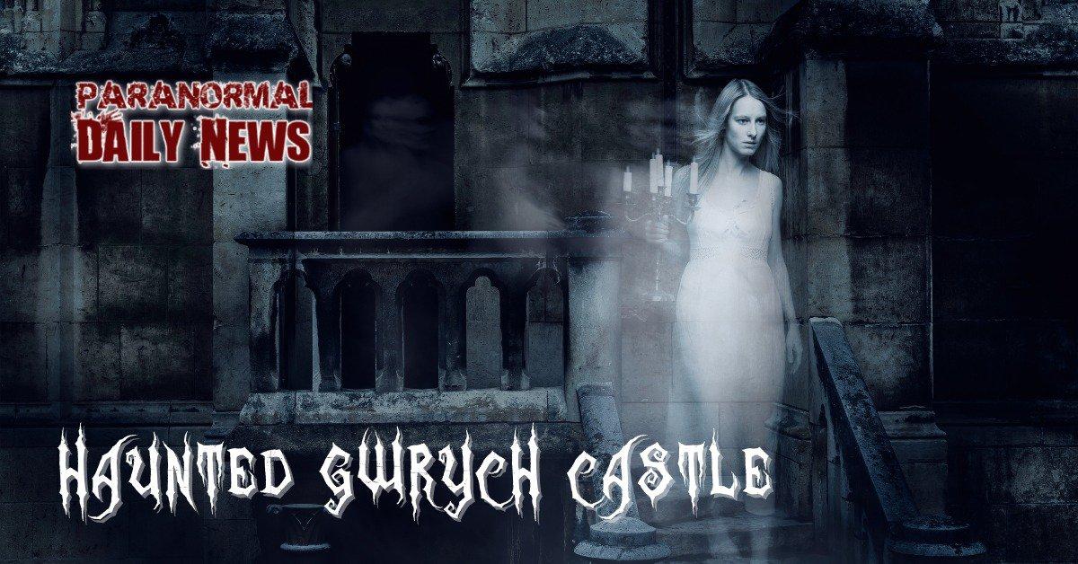 Haunted Gwrych Castle